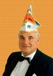 Spargelstecher Senator Hansheinrich Beha