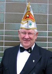 Spargelstecher Senator Karl-Friedrich Bissanzt