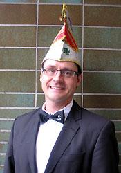 Spargelstecher Senator Ralf Eisenhauer