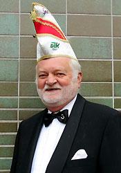 Spargelstecher Senator Wolfgang Forelle