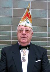 Spargelstecher Senator Karl Glanzner