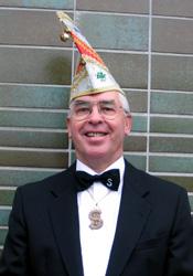 Spargelstecher Senator Rudolf Herrmann