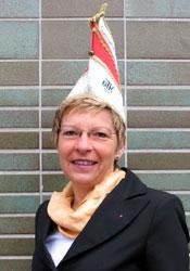 Spargelstecher Senatorin Gabriele Katzmarek