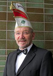 Spargelstecher Senator Wolfgang Katzmarek
