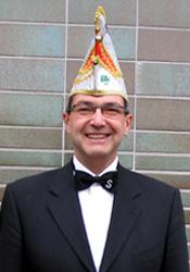Spargelstecher Senator Dr. Dieter Kleiss