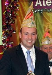 Spargelstecher Senator Nikolas Löbel