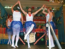 Spargelstecher Fasnacht Männerballett 1984