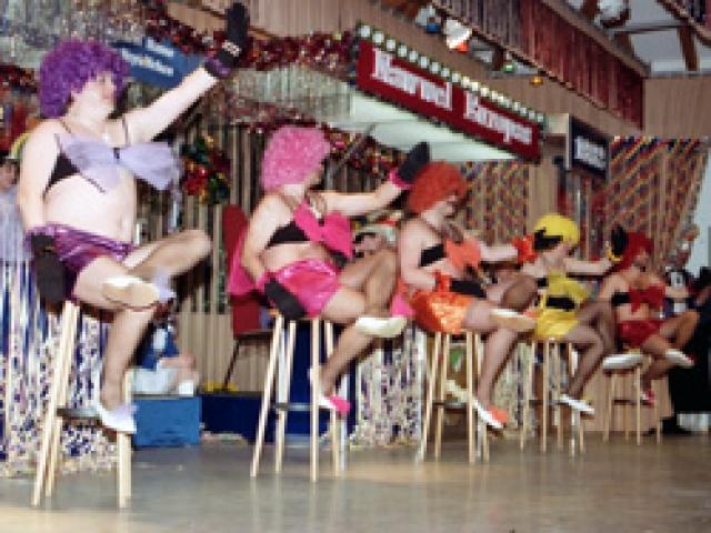 Spargelstecher Fasnacht Männerballett 1992