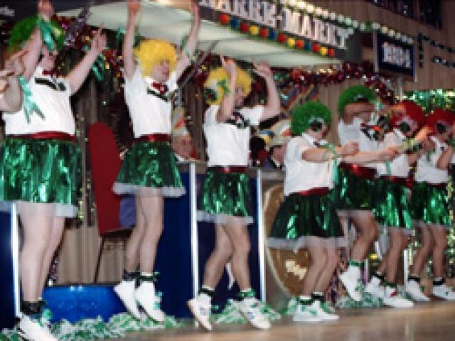 Spargelstecher Fasnacht Männerballett 1994