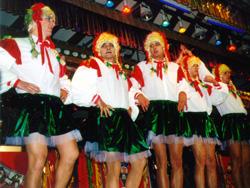 Spargelstecher Fasnacht Männerballett 1999