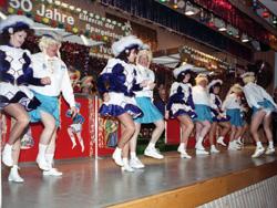 Spargelstecher Fasnacht Männerballett 2001