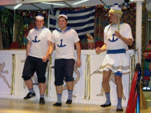 Spargelstecher Fasnacht Männerballett 2005