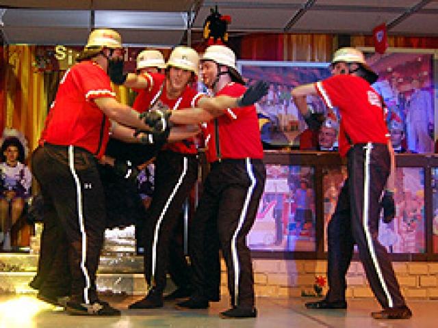 Spargelstecher Fasnacht Männerballett 2010