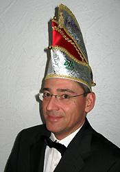 Spargelstecher Senator Andreas Maier