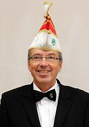 Spargelstecher Senator Dr. Roman Nitsch