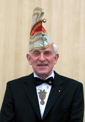 Spargelstecher Senator Franz Pfeiffer