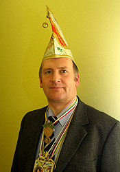 Spargelstecher Senator Peter W. Ragge