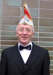 Spargelstecher Senator Theo Reinert