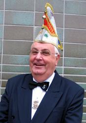 Spargelstecher Senator Karl Rihm