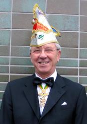 Spargelstecher Senator Peter Rudek
