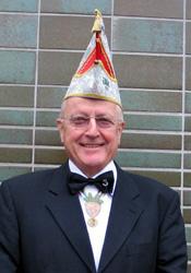 Spargelstecher Senator Monsignore Horst Schroff