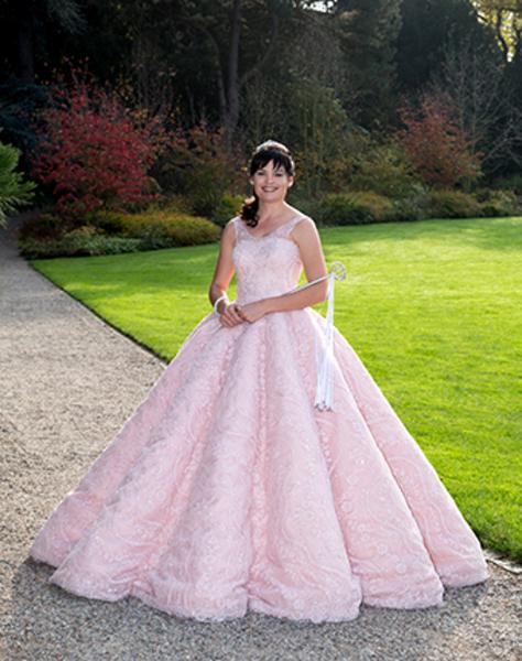 Spargelstecher-Fasnacht: Neue Prinzessin präsentiert