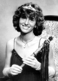 Spargelstecher Fasnacht Prinzessin 1985 - Susanne I.