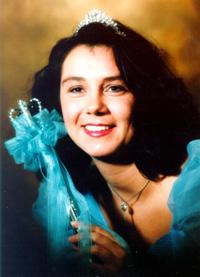 Spargelstecher Fasnacht Prinzessin 1991/92 - Anke I.