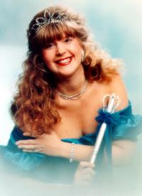 Spargelstecher Fasnacht Prinzessin 1995 - Simone I.