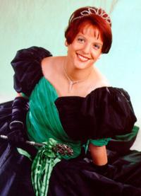 Spargelstecher Fasnacht Prinzessin 1998 - Marion I.