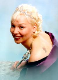 Spargelstecher Fasnacht Prinzessin 1999 - Anke II.