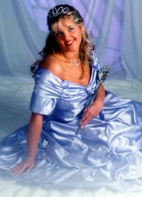 Spargelstecher Fasnacht Prinzessin 2000 - Natalie I