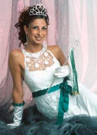 Spargelstecher Fasnacht Prinzessin 2002 - Jolanda I.