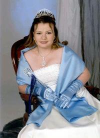 Spargelstecher Fasnacht Prinzessin 2003 - Heike III.