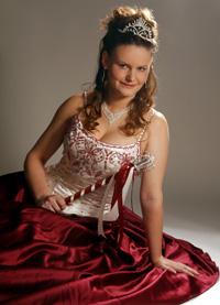 Spargelstecher Fasnacht Prinzessin 2005 - Manuela I.