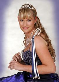 Spargelstecher Fasnacht Prinzessin 2006 - Maren I.