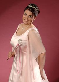 Spargelstecher Fasnacht Prinzessin 2007 - Stephanie I.