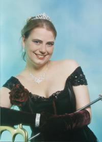 Spargelstecher Fasnacht Prinzessin 2008 - Bettina I.