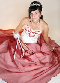 Spargelstecher Fasnacht Prinzessin2009 - Daniela II.