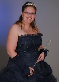 Spargelstecher Fasnacht Prinzessin 2010 - Silvia II.