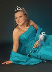 Spargelstecher Fasnacht Prinzessin 2012 - Jasmin I.
