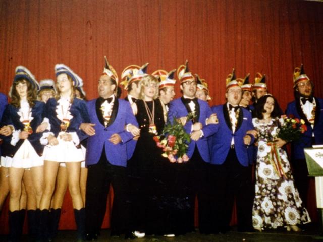 Spargelstecher - 1973 - Ordensfest