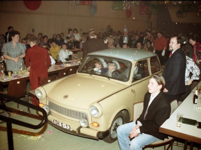 Spargelstecher - 1990 - Prunksitzung