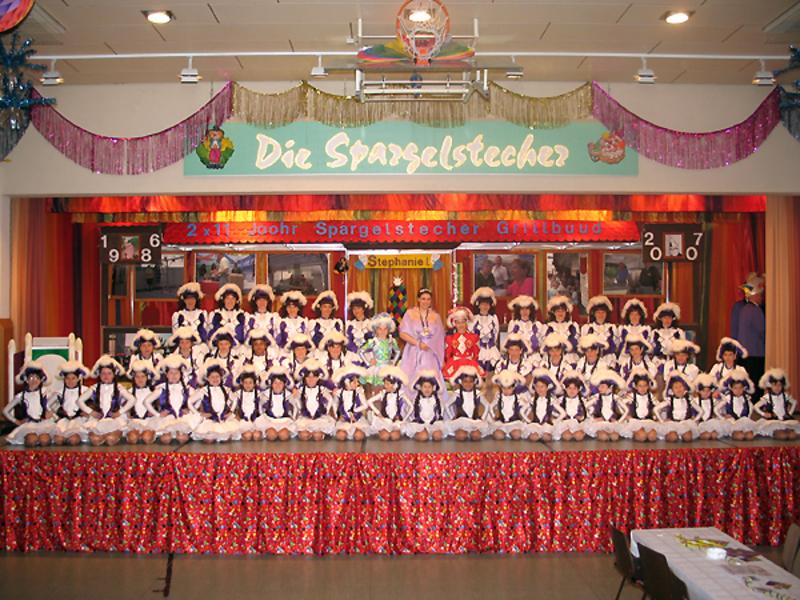 Spargelstecher - 2007 - Ordensfest