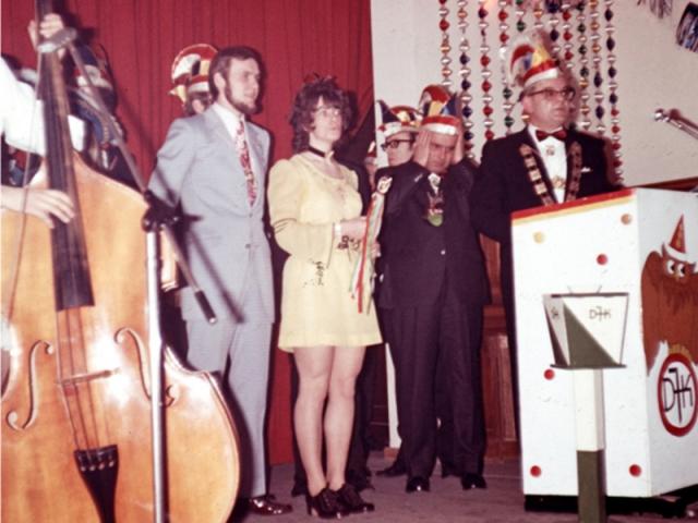 Spargelstecher - 1972 - Präsident Max Möhring