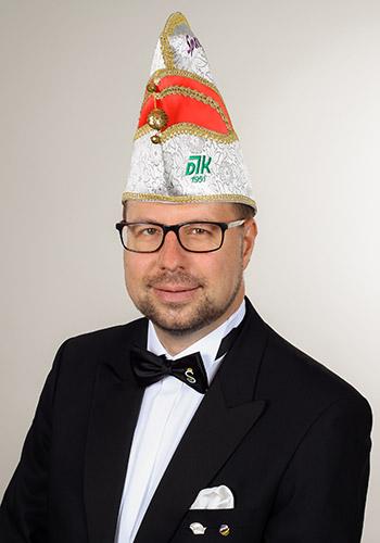 Spargelstecher Senator Alexander Fleck